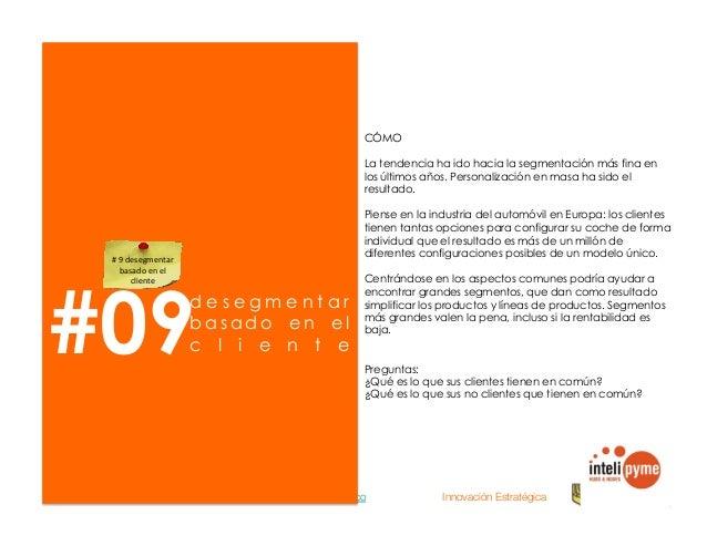 2013® Juanes Álvarez Hernández. juan.alvarez@inteligroup.com.co    Innovación Estratégica #11 O f r e c e r s o l u c i o ...