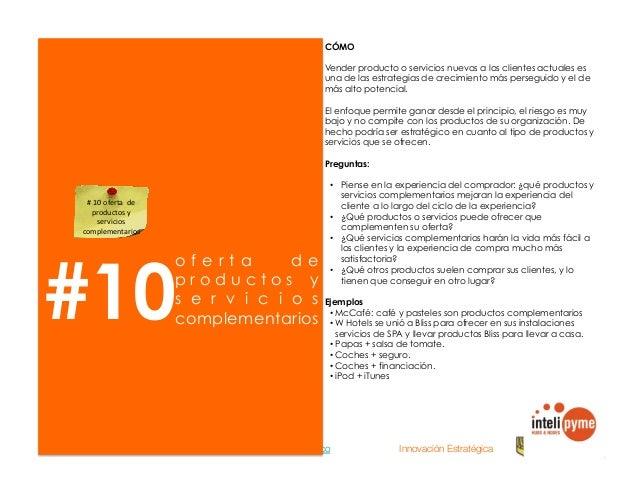 2013® Juanes Álvarez Hernández. juan.alvarez@inteligroup.com.co    Innovación Estratégica #12O f e r t a d e p a q u e t e...