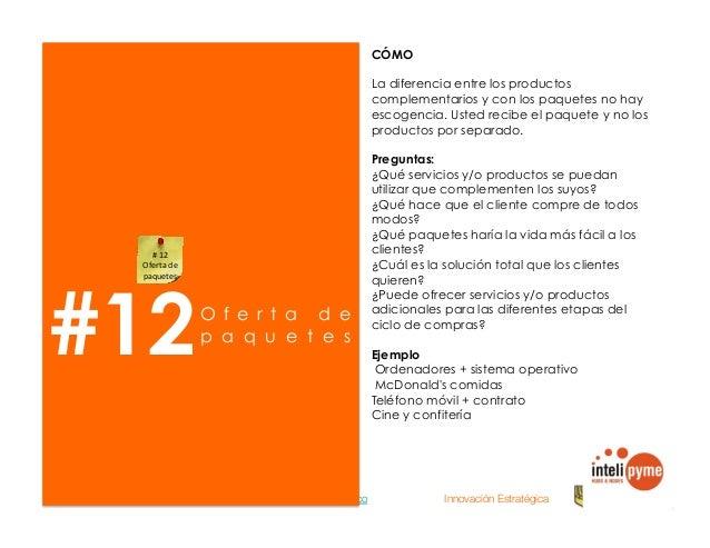 2013® Juanes Álvarez Hernández. juan.alvarez@inteligroup.com.co    Innovación Estratégica #14 Centrarse en el t r a b a j ...