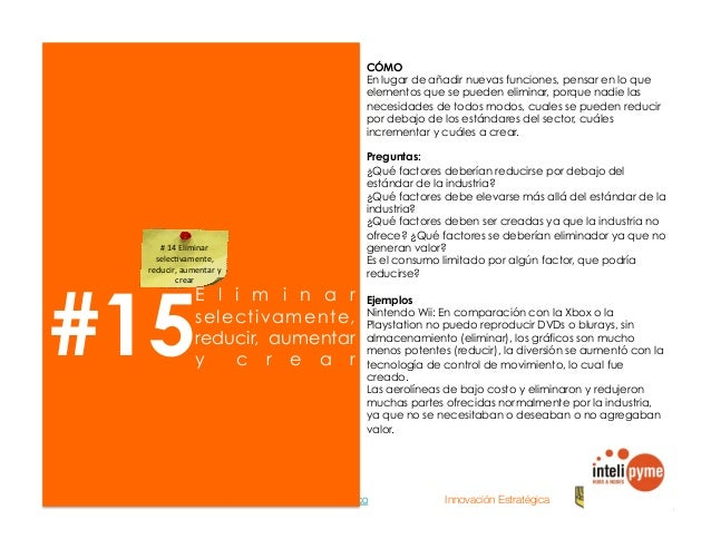 2013® Juanes Álvarez Hernández. juan.alvarez@inteligroup.com.co    Innovación Estratégica #17 Ampliar el uso de sus activo...