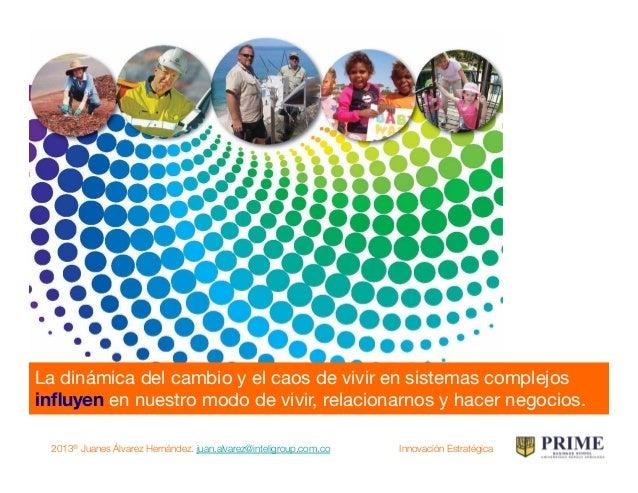 2013® Juanes Álvarez Hernández. juan.alvarez@inteligroup.com.co    Innovación Estratégica FOTO BY SYNTOPIA ON FLICK
