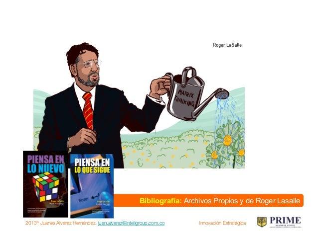 2013® Juanes Álvarez Hernández. juan.alvarez@inteligroup.com.co    Innovación Estratégica Fotos