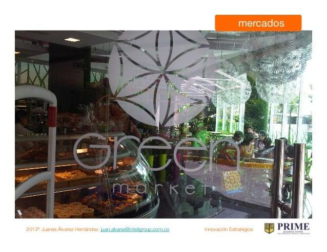 2013® Juanes Álvarez Hernández. juan.alvarez@inteligroup.com.co    Innovación Estratégica Innovación en modelos de negocio
