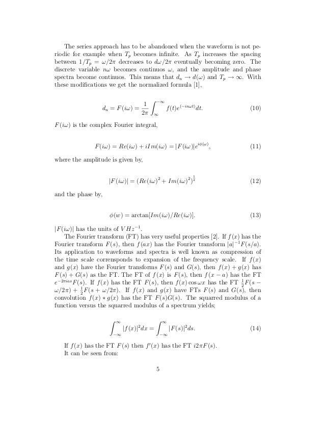 fft thesis Fast fourier transform implementation for high speed astrophysics applications on fpgas tomasz s czajkowski, christopher j comis, mohamed kawokgy.