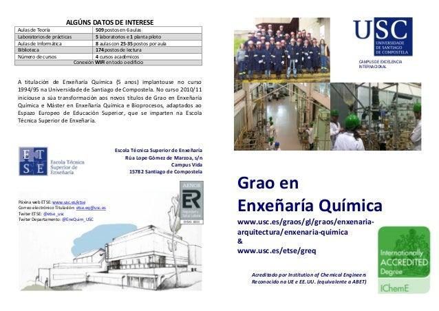 ALGÚNSDATOSDEINTERESE AulasdeTeoría 509postosen6 aulas Laboratoriosdeprácticas 5laboratoriose1 plantapilot...