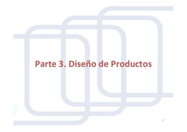 Direcci n de operaciones 3 parte dise o de productos for Diseno de producto