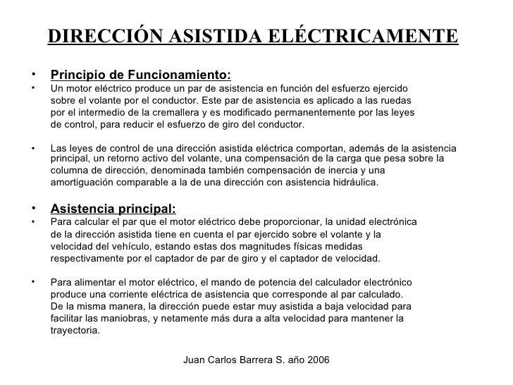 Direccion electrica Slide 3