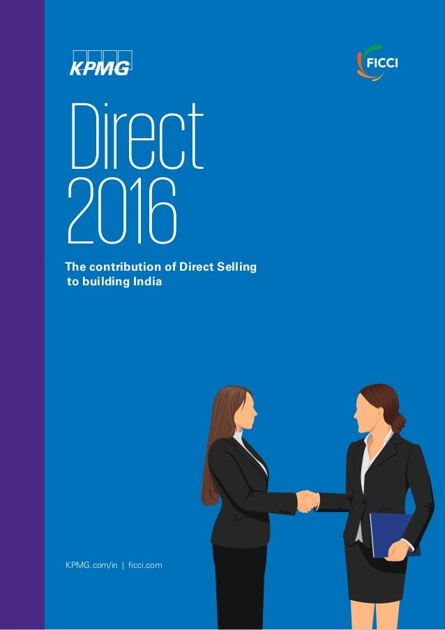 FICCI Report 2016 About Direct selling In India