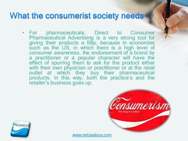 Deontological point of direct to consumer advertising for prescription drugs