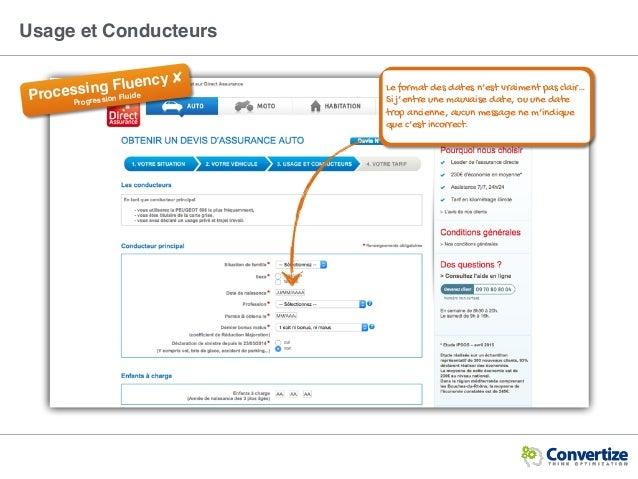 Usage et Conducteurs Le format des dates n'est vraiment pas clair… Si j'entre une mauvaise date, ou une date trop ancienne...