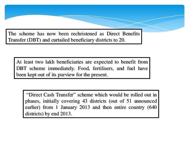 an overview of the benefits of cash transfers Cash handouts bring major benefits to world's poorest people,  us conducted a  comprehensive review of the effects cash transfers can have.