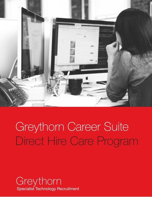 Greythorn Career Suite Direct Hire Care Program