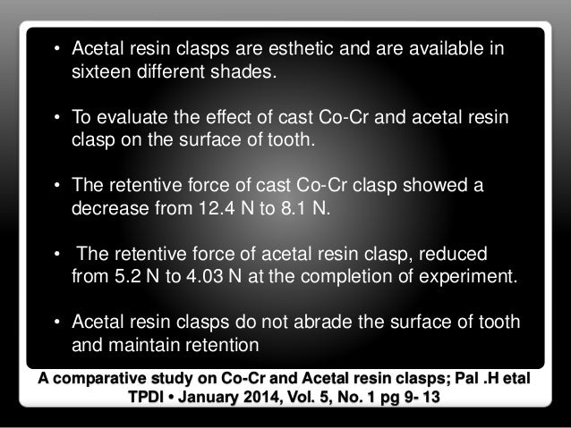 Implants as direct retainers  • Eliminates a visible clasp  • placement of an implant within a modification space to  the ...