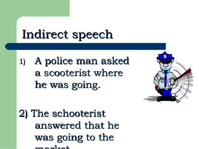 Direct Indirect Speech English Grammar