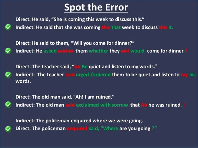 on the spot speech tips