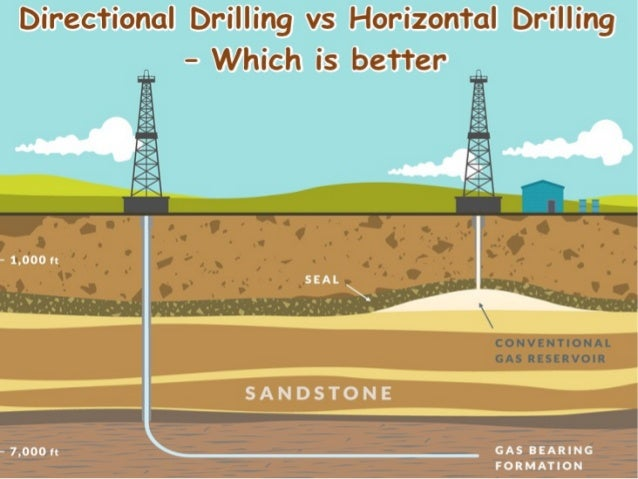Difference Between Horizontal Amp Directional Drilling