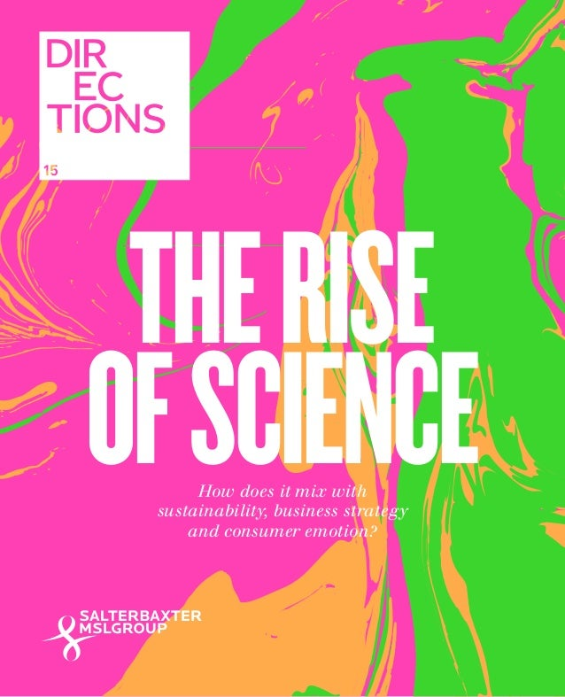 Directions 2015: The Rise of Science