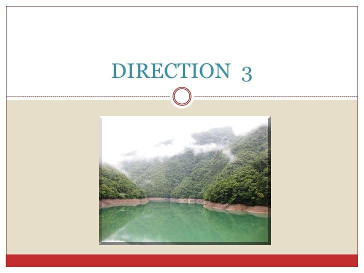 DIRECTION  3<br />