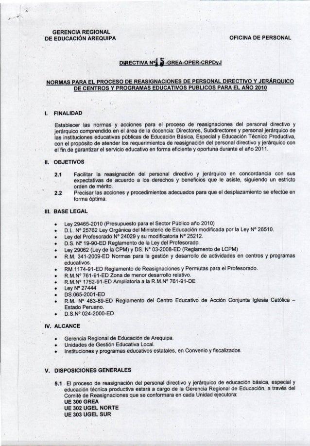 Directiva045 2010