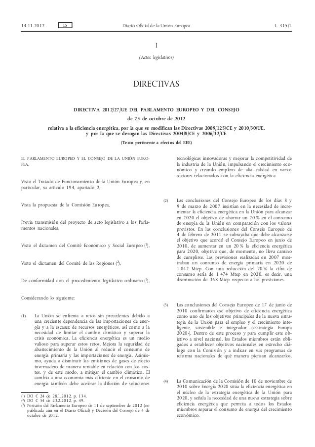 14.11.2012            ES                               Diario Oficial de la Unión Europea                                 ...