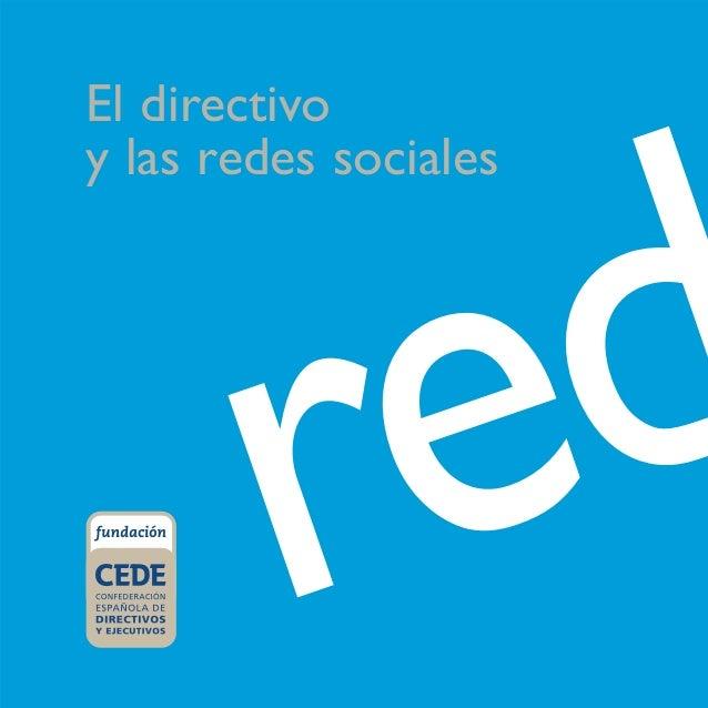 El directivoy las redes sociales        red