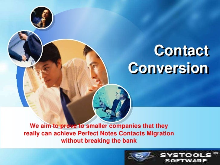 Contact                                   Conversion  We aim to prove to smaller companies that theyreally can achieve Per...