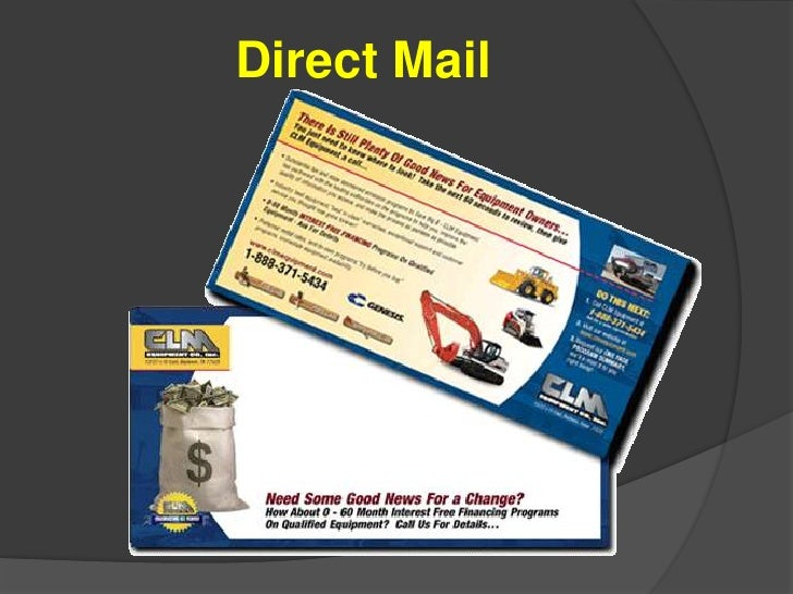 Direct Mail<br />