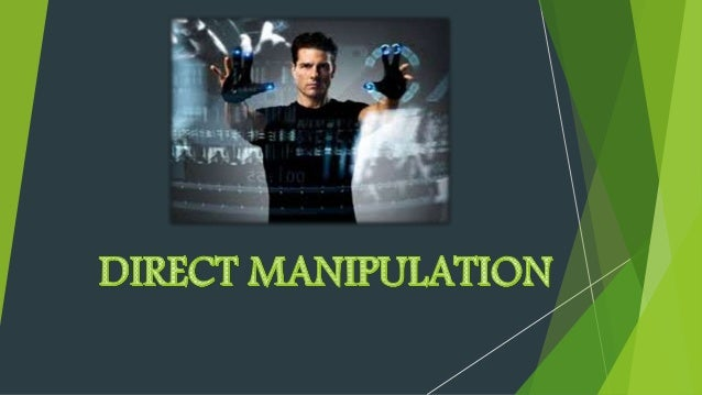 What is Direct Manipulation? This is a style of Human Machine Interaction (HMI) design which features a natural representa...