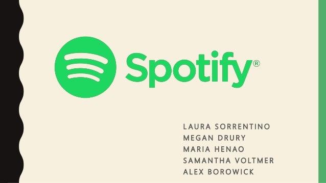Spotify Marketing Analysis Project