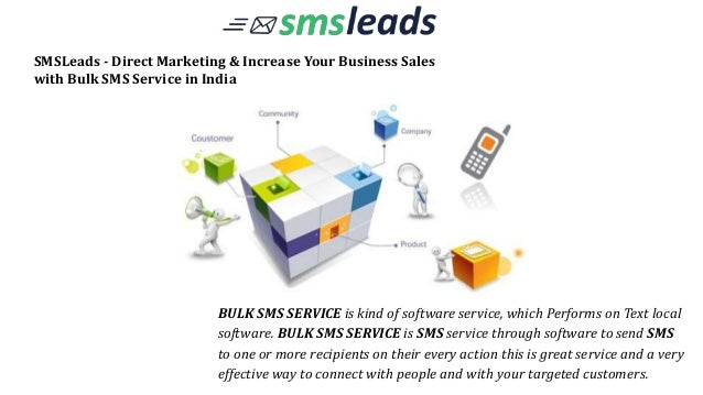 Marvelous SMSLeads   Direct Marketing U0026 Increase Your Business Sales With Bulk SMS  Service In India BULK ...
