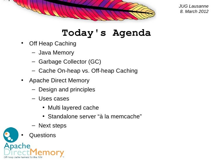Questions and answers on direct memory