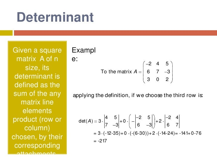 how to solve multiple equations from matrix