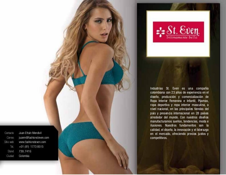 Stand 623 Ciudad Pereira - Colombia  35. Industrias St. Even ... 32308917e0a6