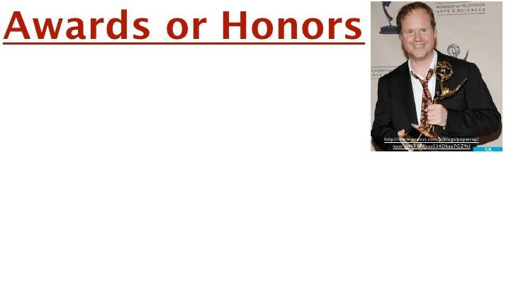 Awards or HonorsSlide 3                   http://www.nypost.com/p/blogs/popwrap/                       item_bHXDdJuazS34Dh...
