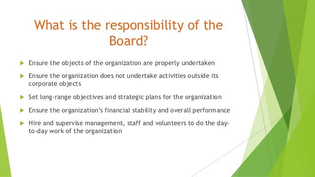 Is the financial stability of an organization ensured as long as it is making a profit