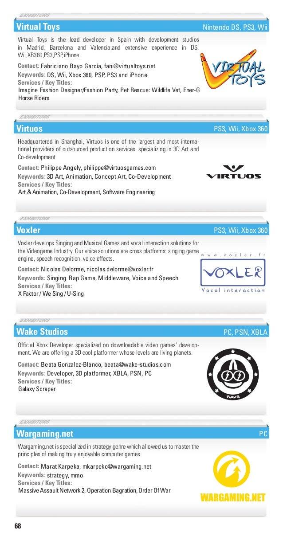 Directory Lyon 2010