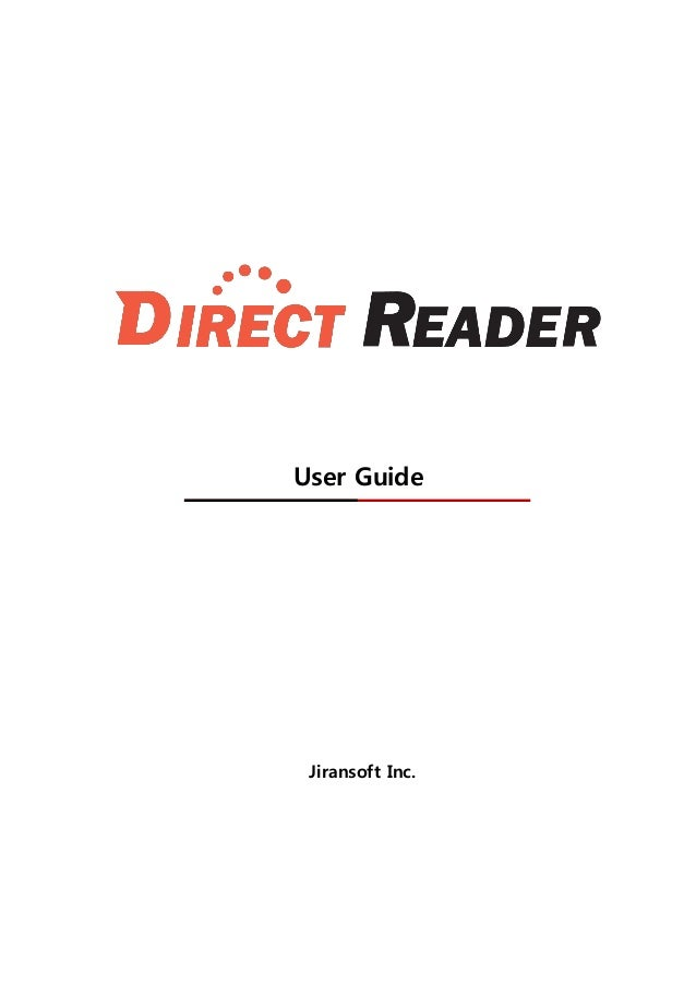 User Guide Jiransoft Inc.