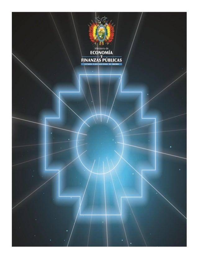 MINISTERIO DE ECONOMÍA Y FINANZAS PÚBLICAS VICEMINISTERIO DE PRESUPUESTO Y CONTABILIDAD FISCAL 2015 0 Directrices de Formu...