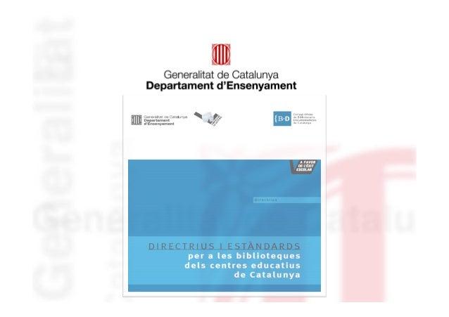 Directrius Mònica Baró, Observatori de Biblioteques, Llibres i Lectura de la Facultat de Biblioteconomia i Documentació de...