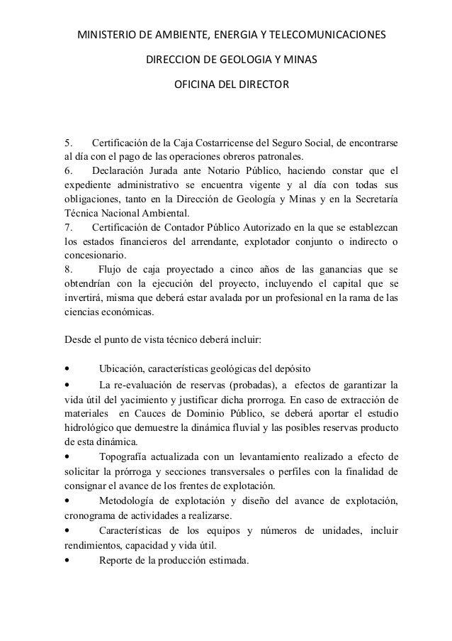 Directriz estudios de conveniencia 2010 for Oficinas de direct seguros