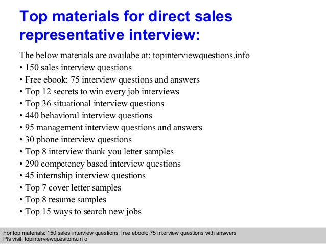 SlideShare  Direct Sales Resume