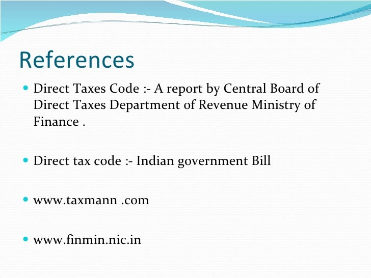 direct tax code Direct tax code : dtc highlights, direct tax code bill, direct tax code summary, what is dtc and how dtc will impact our tax liability in india.