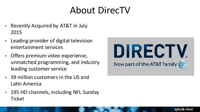 directtv customer presentation
