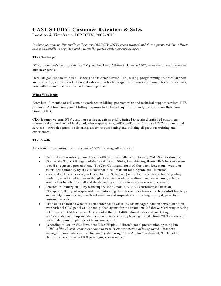 Growth, Sales & Profit maximisation case study
