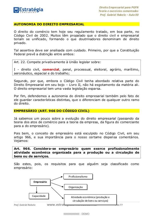 Evolucao do direito comercial pdf