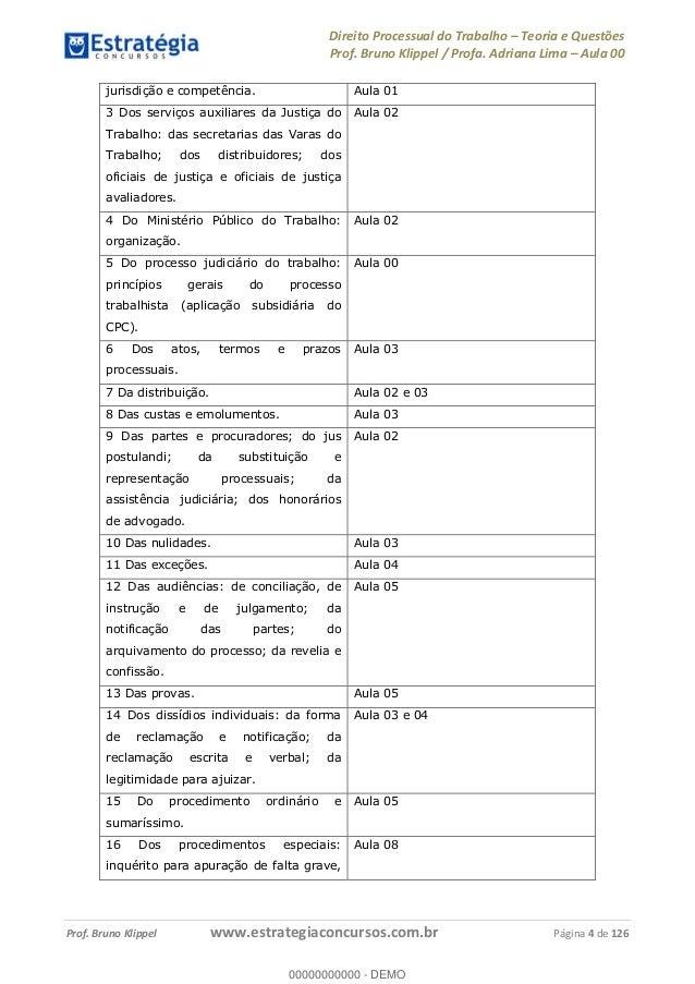 Dissidios Individuais Proceso Do Trabalho Pdf Download ancienne awdflash horton carto boggle tract