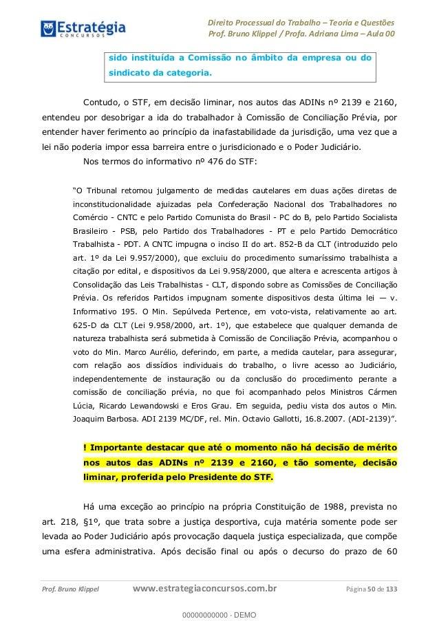 Artigo 476 clt