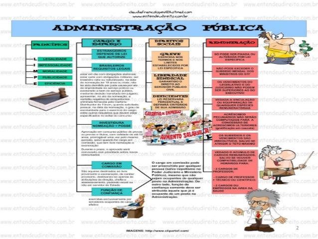 A administração pública no bacharel em humanidades 8