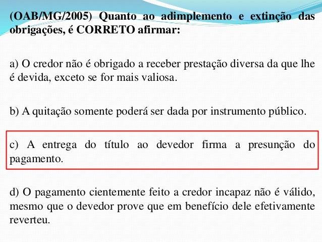 4- EVICÇÃO (art. 359):  4.1- Conceito:  É quando alguém perde a propriedade da coisa  em virtude de decisão judicial, que ...