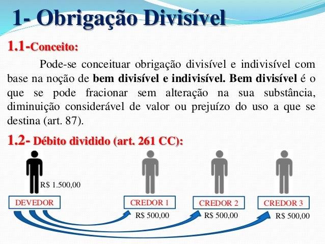 3.1- Obrigações Solidárias Ativas  Na solidariedade ativa, há multiplicidade de  credores, com direito a uma quota da pres...